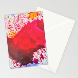 EXPOSE- 3D Original Painting Stationery Cards