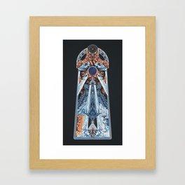 Ryder's Homecoming Framed Art Print