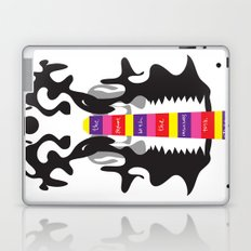 The elephant with the inscissors tusk.  Laptop & iPad Skin