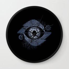 ODIN'S EYE Wall Clock