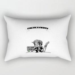 Seed Mercenary (v2) Rectangular Pillow
