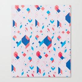 Cubicle Canvas Print