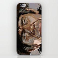 Harmonica Man iPhone & iPod Skin