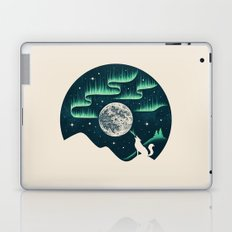 Arctic Tune Laptop & iPad Skin