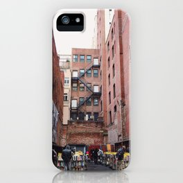 Brattle book shop | Boston, MA iPhone Case