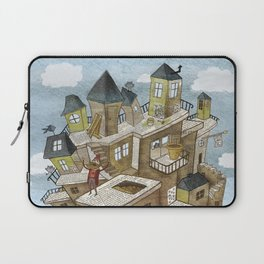 The house of secrets Laptop Sleeve