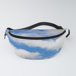 Deep Sea, Magical Fairy Tale Blue Sky Fanny Pack