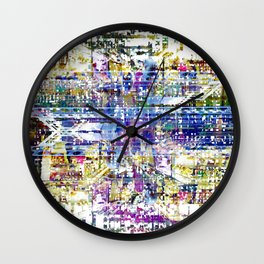 Stay awake, clear clouded head and run into nodes. Wall Clock