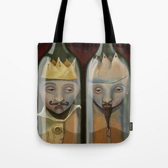 Bottled Kings Tote Bag
