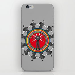 Stay different iPhone Skin