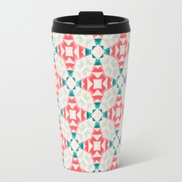 Merry Christmas party pattern Travel Mug
