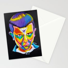 Jane 'El'  Eleven Stationery Cards