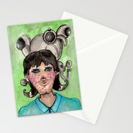 Aluminum Love Stationery Cards