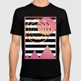 Sunwaves & pyramids T-shirt