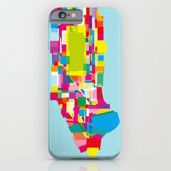 Manhattan Fragments iPhone & iPod Case