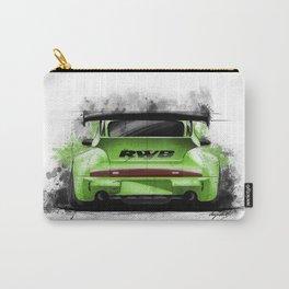 Porsche 911 (930) by RWB- RAUH Welt-BEGRIFF  Carry-All Pouch