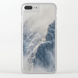 New Heights Clear iPhone Case