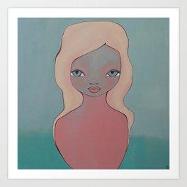 Tessa Art Print