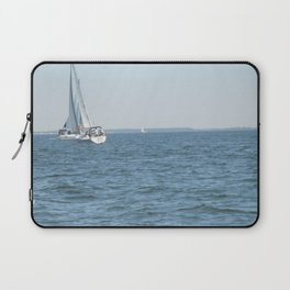 Sweet Day On the Bay Laptop Sleeve