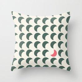 All waming - You waxing Throw Pillow