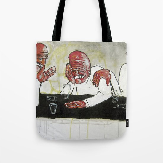 Delusions of Grandeur  Tote Bag