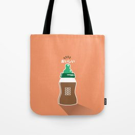 In My Fridge - Chocolate Milk Tote Bag