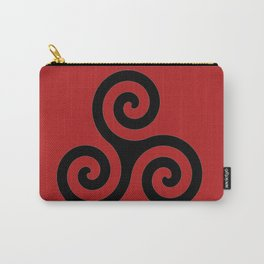 Triskele Carry-All Pouch