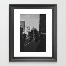 Where Framed Art Print