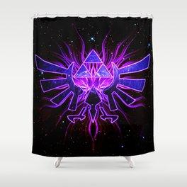 Light Of The Zelda Shower Curtain