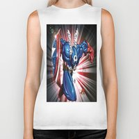 captain Biker Tanks featuring Captain.... by wOlly