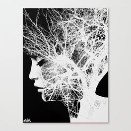 purity Canvas Print