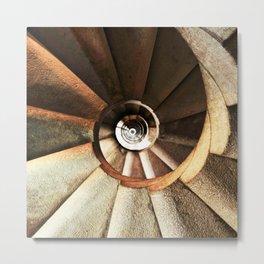 Spiral 37 Metal Print