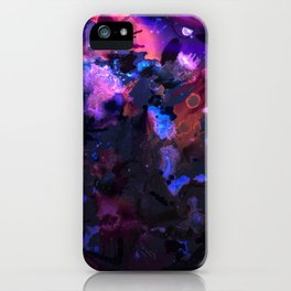 Into the singularity iPhone Case