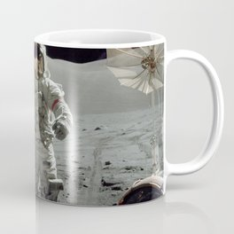 Apollo 17 - Last Man On The Moon Coffee Mug