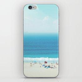 Copacabana #society6 #decor #buyart iPhone Skin