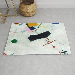 Kazimir Malevich Suprematism Rug