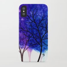 Blue Forest iPhone X Slim Case