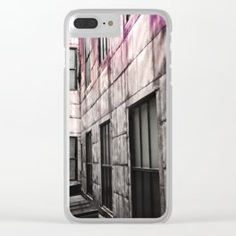 Lost in Time, Commodore Hotel Clear iPhone Case