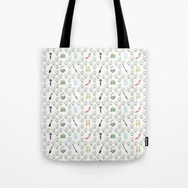 Girl things Tote Bag