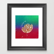 What Tomorrow Might Bring Framed Art Print