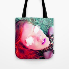 Another Red Head  Tote Bag