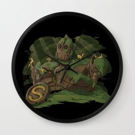 The Good Giant Wall Clock
