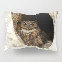 Protective mom Pillow Sham
