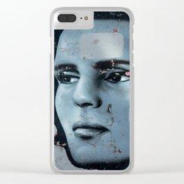 Amalia Portugal Fado Clear iPhone Case