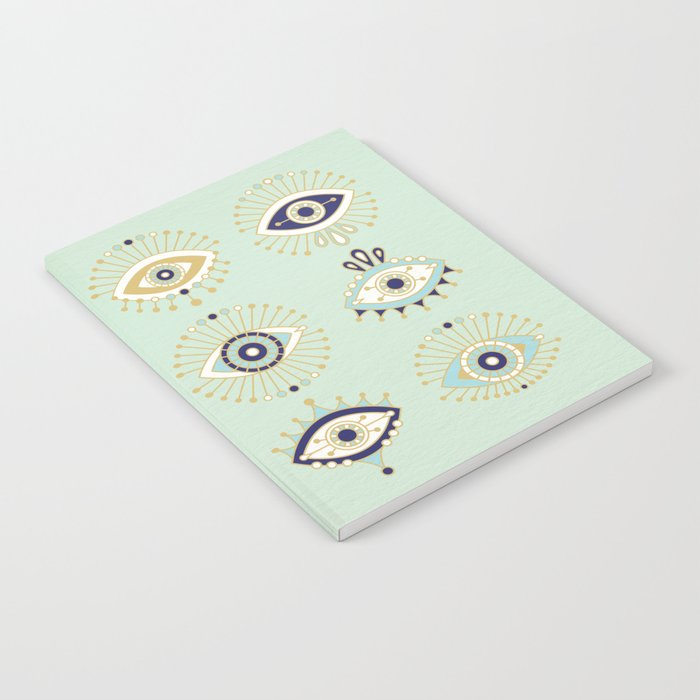 Evil Eye Collection Notebook