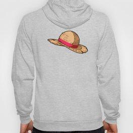 Luffy Straw Hat Hoody