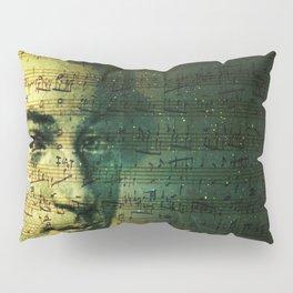 Wolfgang Amadeus Mozart Pillow Sham