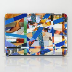 Óscar (stripes 23) iPad Case