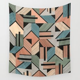 Zeigarnik Effect 01 Wall Tapestry