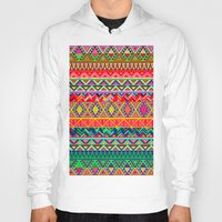 bohemian Hoodies featuring Bohemian Style by Diego Tirigall
